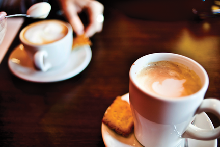 Woman's Club to talk town over coffee
