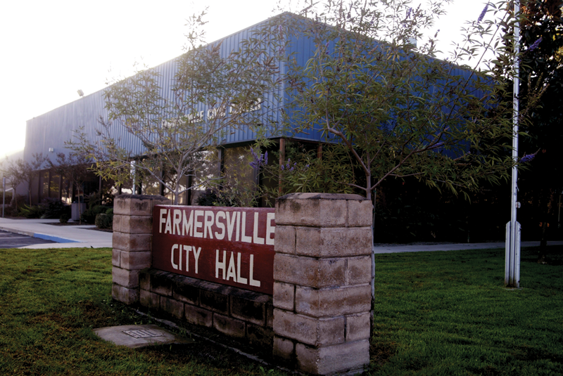 Farmersville may begin budget cut backs