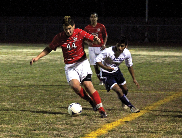 Aztecs-Cardinals battle for Cup