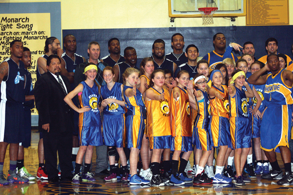 Central Valley Titans Basketball