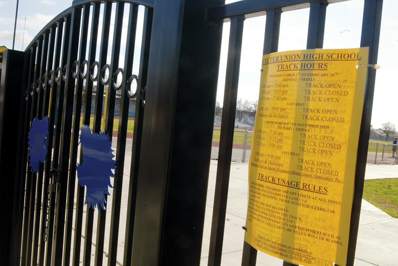 EUHSD policy dials down track, outdoor facility hours