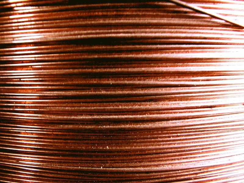 PI's make arrest in copper wire case