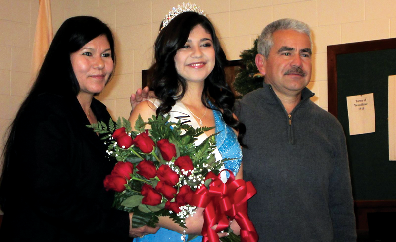 Chamber crowns 2nd Miss Woodlake