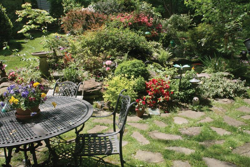 Habitat for Humanity helps gift garden