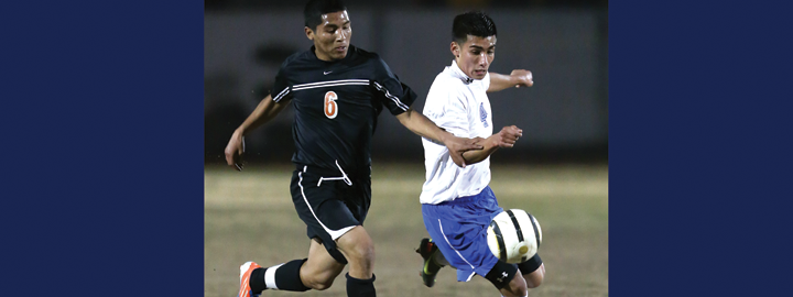 Exeter falls to Selma 5-0 in league play
