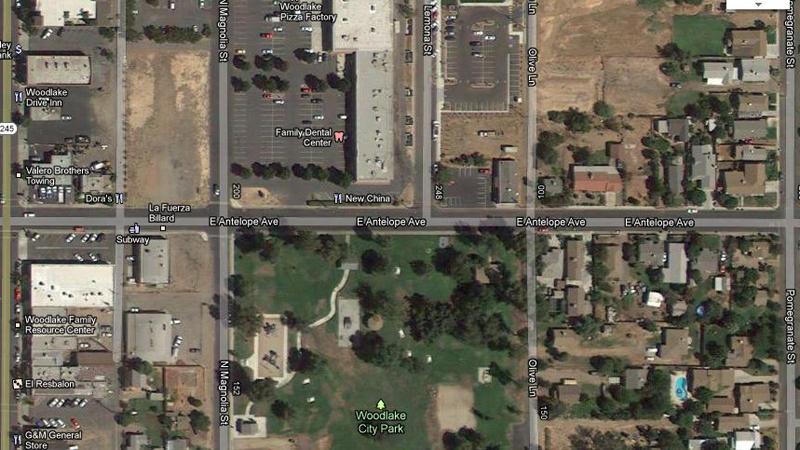 Rival gang members shot in Woodlake