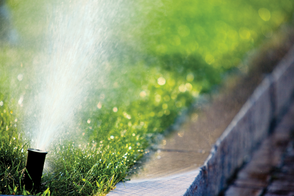 How long should I run lawn sprinklers?