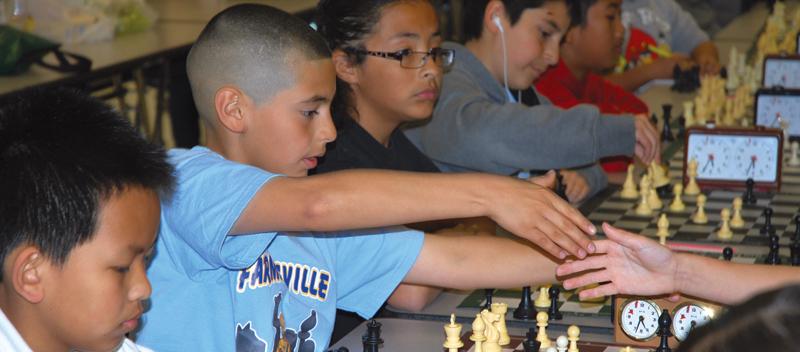 Farmersville Chess Club crowned again