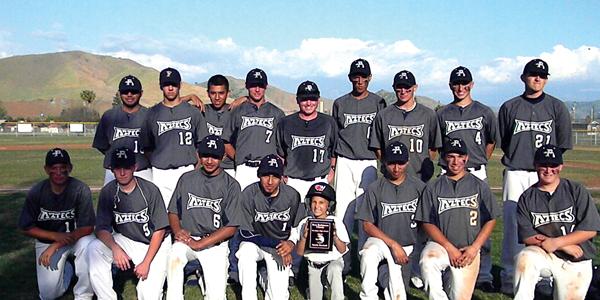 Aztecs take tournament title