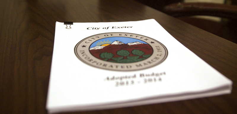 Exeter tax revenues see a healthy increase