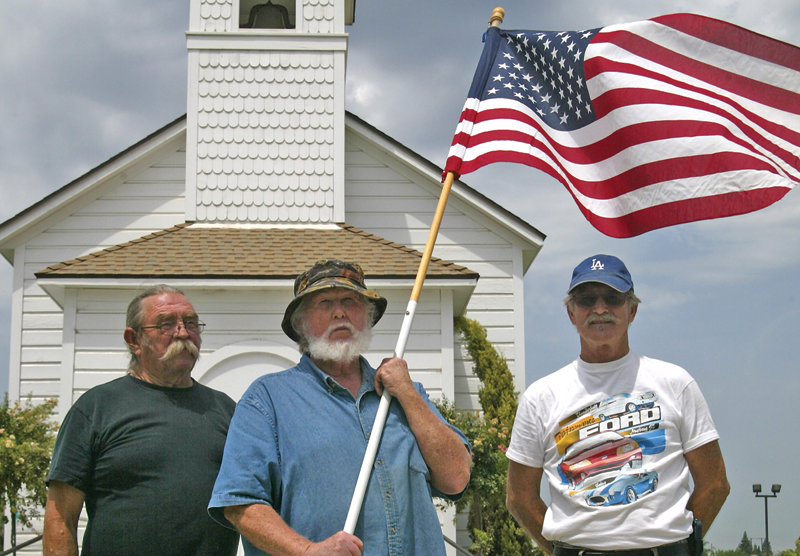 F'ville veterans to 'Let Freedom Ring'