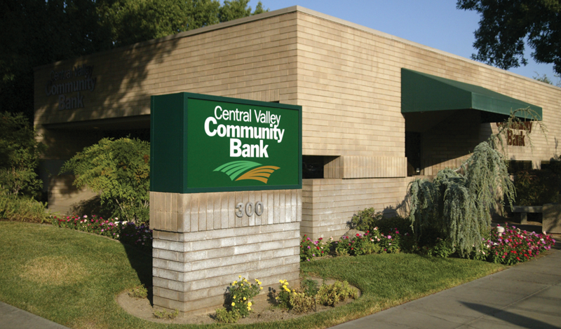 CVCB completes acquisition of Folsom Lake Bank