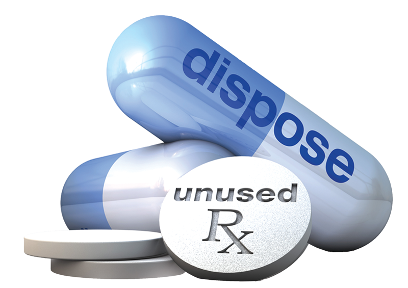 Local Police Dept.'s take back unwanted Rx