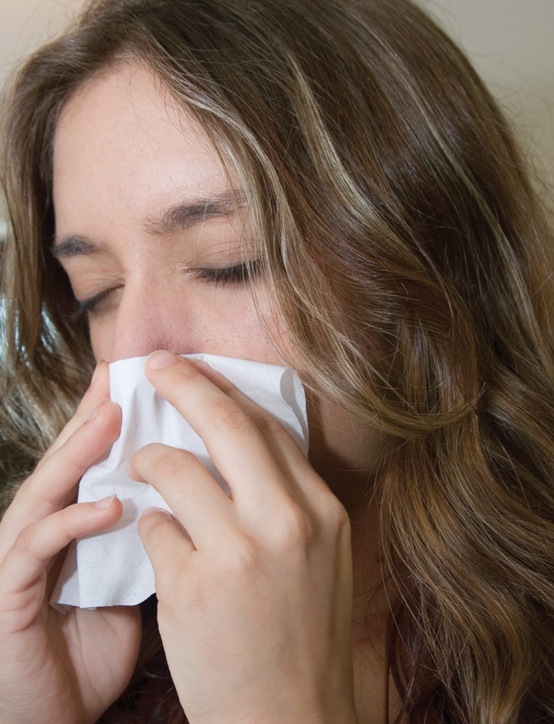 Flu on the rise in Tulare County