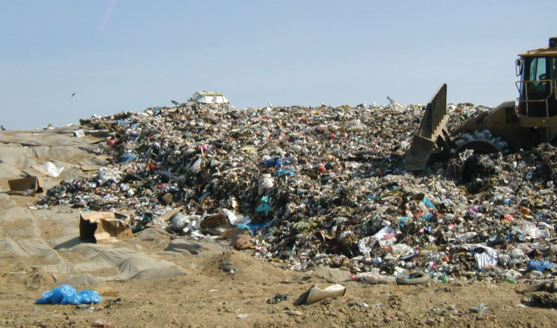 Supervisors vote to can 1 landfill