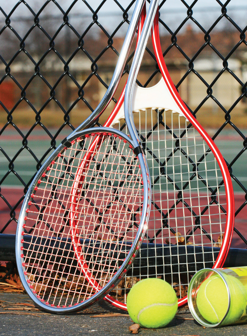 Girls Tennis: Woodlake's Sierra Bolanos and Exeter doubles team, Osiris Zepeda-Castro and Frankie Velasques fall a round short of valley