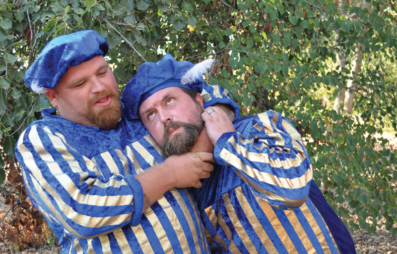 13th annual Shakespeare in the Plaza, put on by Lindsay Community Theatre, runs Aug. 16 to 25