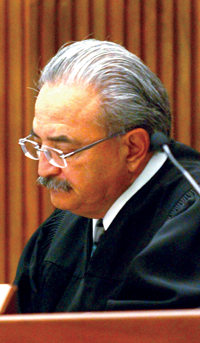 Court denies Judge Saucedo petition