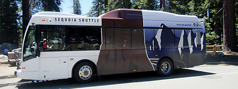 Visalia renews contract to operate Sequoia Shuttle
