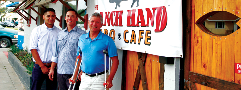 'Ranch' to open in town