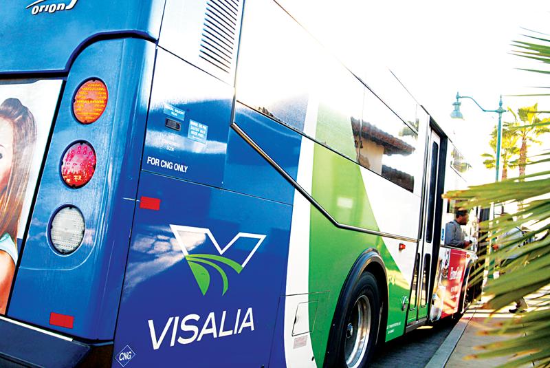 Visalia 100% on board with clean burning fleet