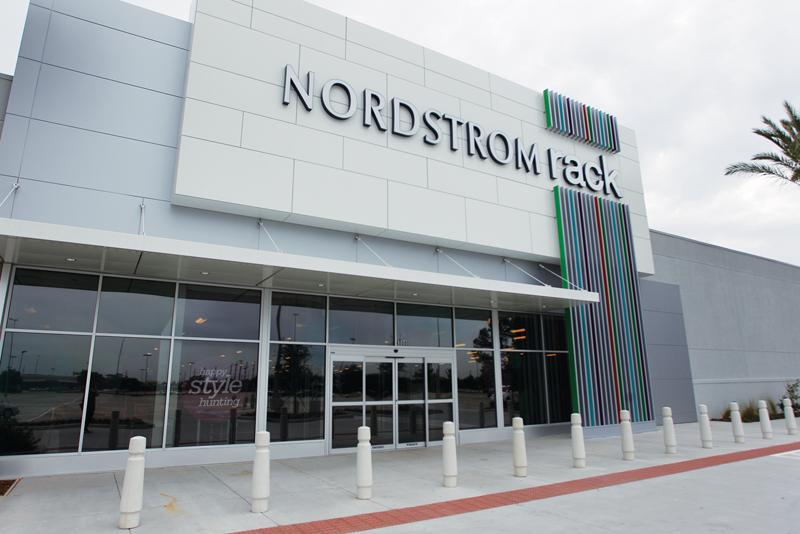 Visalia Ready To Rack Nordstrom Warehouse