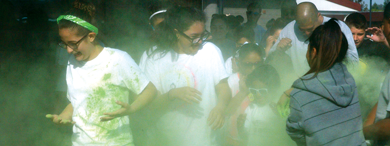 County reschedules MyPlate Color Run in Woodlake for April 7