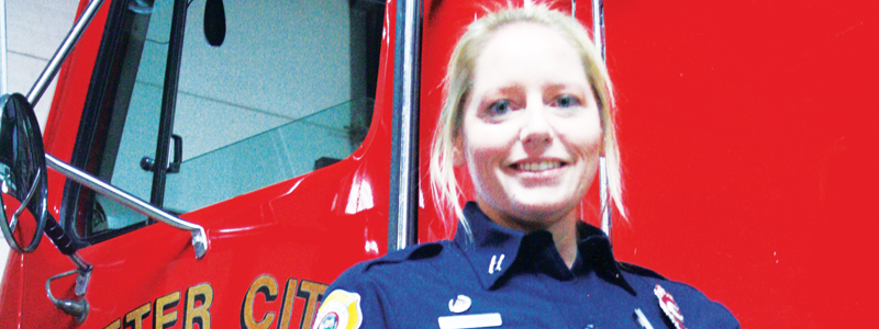 Fire Capt. continues family's first responder tradition