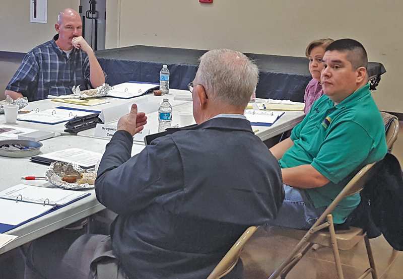 Council meets to 'keep F'ville moving forward'
