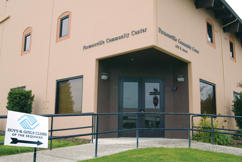 County opens new chapter on Farmersville Library