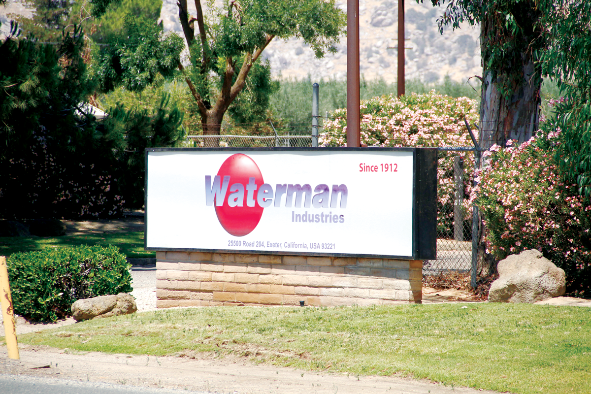 Waterman granted over $100,000 from California Employment Training Panel