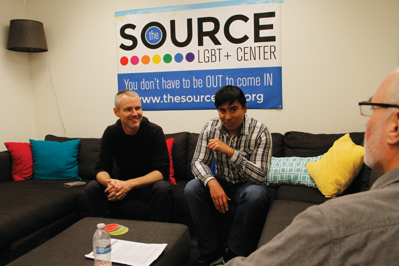 LGBT+ center has quickly become a 'Source' of PRIDE