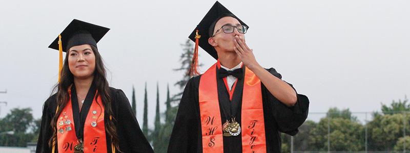 Woodlake graduates 100th class