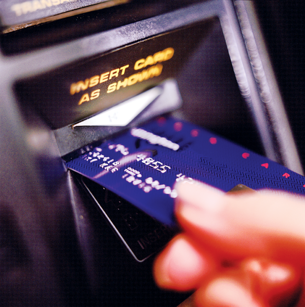 Watch out for card skimming scam