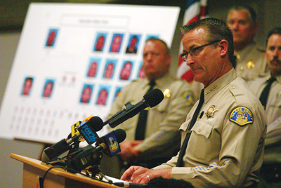 Tip helps Sheriffs make arrests in trafficking ring