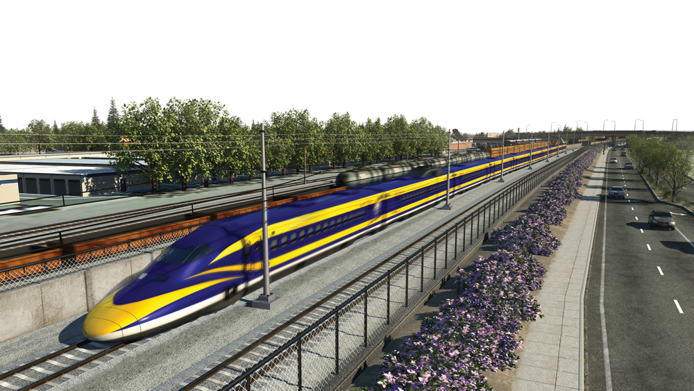 Supervisors support scrapping high speed rail project