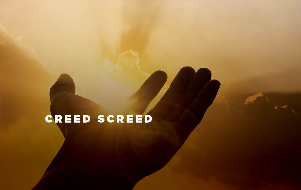 Creed Screed: A Sure Formula for Happiness