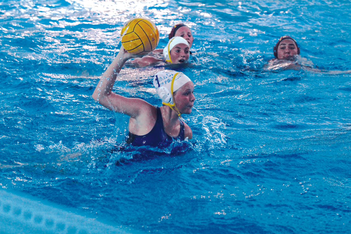 Girls Water Polo: Weldon, Monarchs hold off Tribe