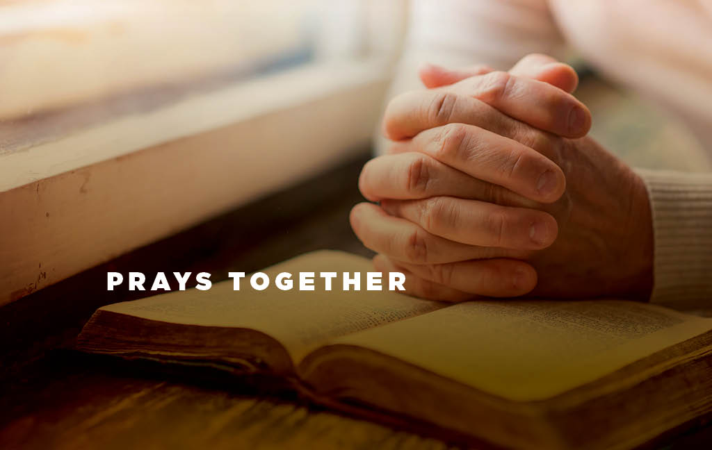 Prays Together: Free at Last!