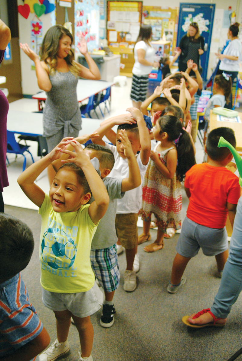Lindsay Unified offers free pre-kindergarten for all