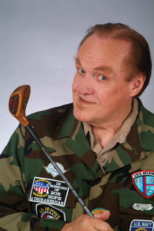 Tribute to Bob Hope and the radio stars of the '40s will show Sept. 15