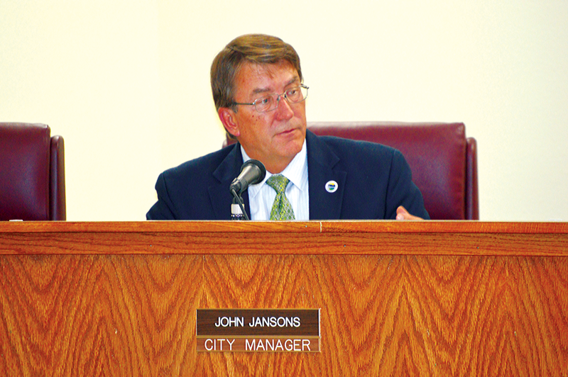 Farmersville City Council bids farewell to Jansons, supports Spina Bifida month