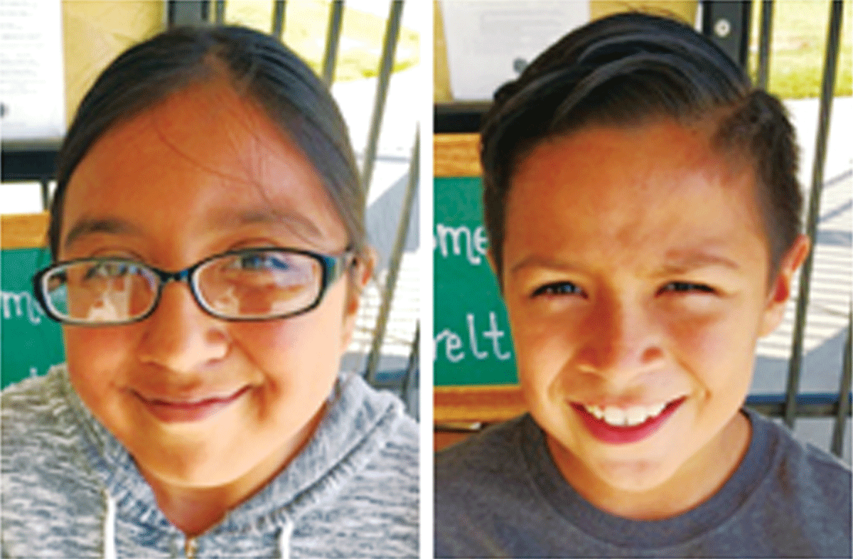 Kiwanis recognizes TERRIFIC kids