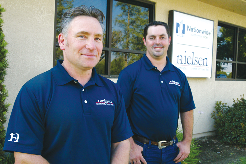 Nielsen & Associates Insurance Services Inc. opens second office in Paso Robles, Calif.
