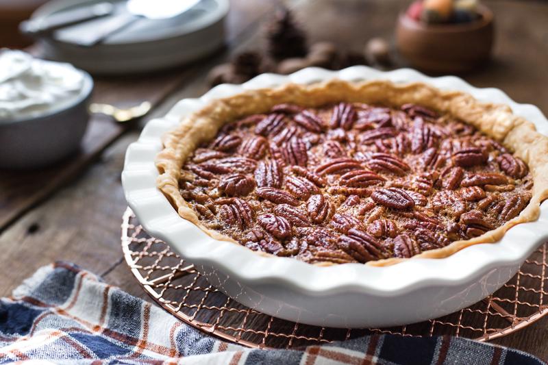 Pecans for Holiday Flavor: Classic Pecan Pie Recipe