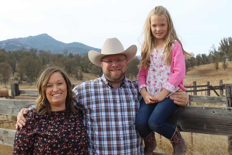 Cattleman Jack Lavers throws hat into the ring for District 26