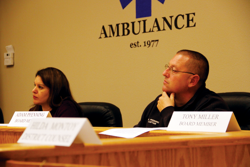 Exeter District Ambulance board moves to district elections, begins search for permanent district manager after appointing crucial third board member