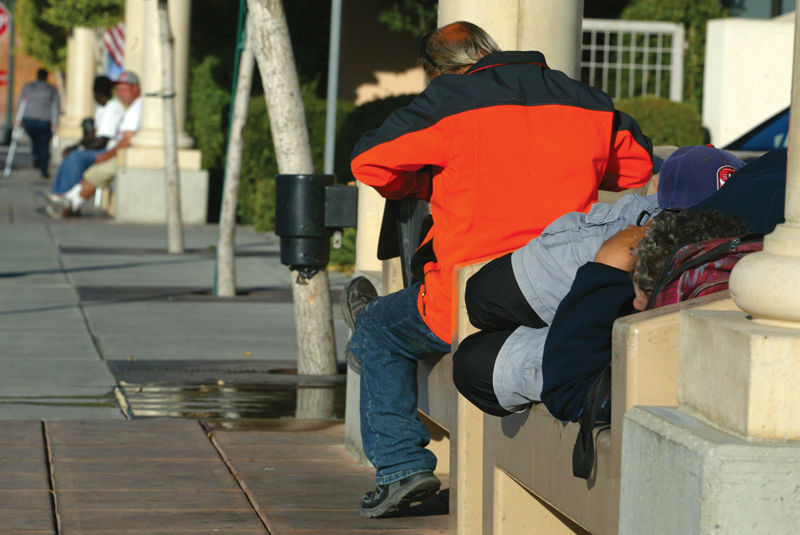 County hires point person for homeless services