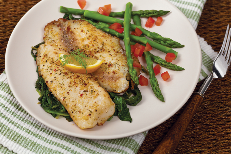 Simply Savory Meal Recipe: Baked Fish
