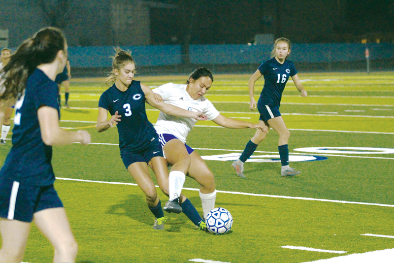 Girls Soccer: Exeter defeats CVC twice in same season for the first time
